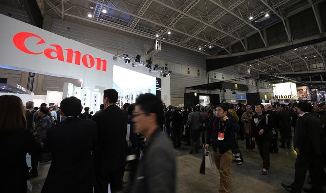 Canon ra mắt dòng máy in có bộ tiếp mực ngoài chính hãng in tiết kiệm, máy ổn định