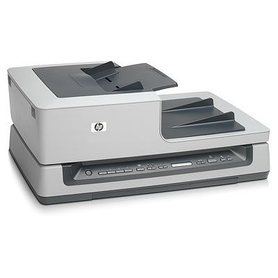 Scan HP 8460
