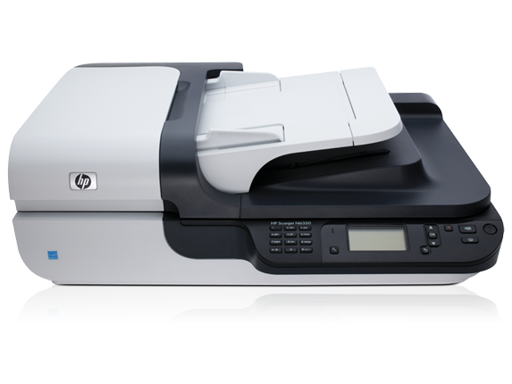 Scan HP 6350